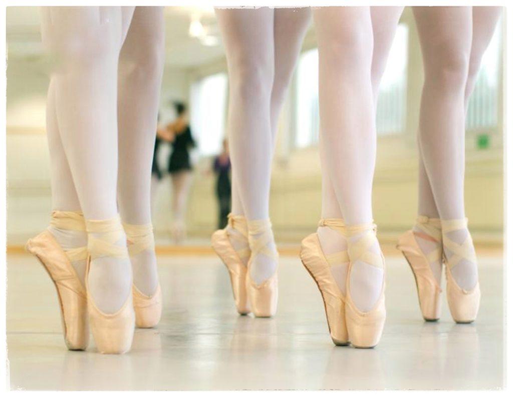 Ballett Spitzentanz